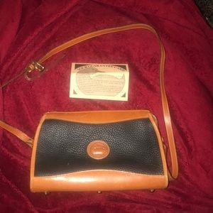 Dooney & Bourke Vintage Handbag w/ Guarantee Card